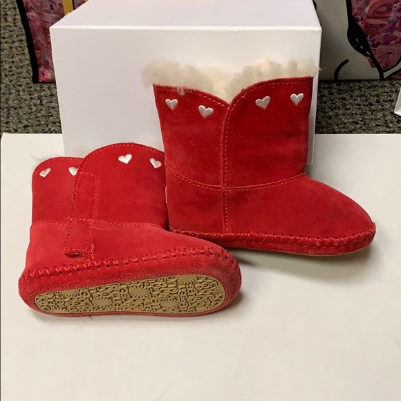 9ab35e984ce Authentic Baby Ugg Boots